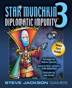 Star Munchkin 3 -- Diplomatic Impunity