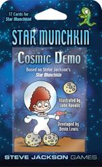 Star Munchkin Cosmic Demo