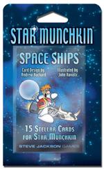 Star Munchkin -- Space Ships