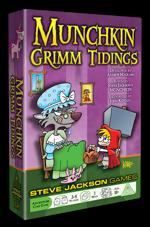 Munchkin Grimm Tidings