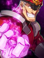 Street Fighter M Bison