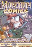 Munchkin Comic Poster