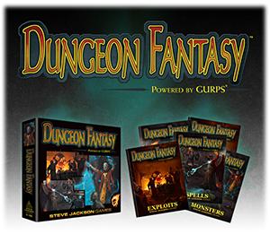 Dungeon Fantasy RPG