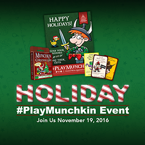 Munchkin Holiday Retail Kit