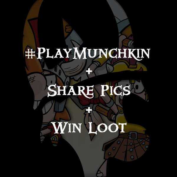 Daily Illuminator: #PlayMunchkin This Weekend With Munchkin