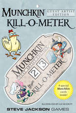 Munchkin Kill-O-Meter Guest Artist Edition