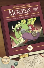 Munchkin Comic #18