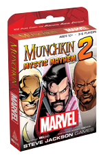 Munchkin Marvel 2