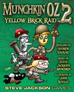 Munchkin Oz 2