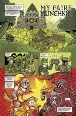 Munchkin Comic 17
