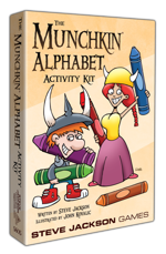 Munchkin Alphabet Activity Kit
