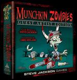 Munchkin Zombies Guest Artist Edition