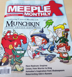 Meeple Monthly