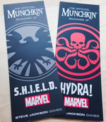 Marvel Bookmark