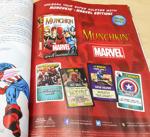 Munchkin Marvel Edition Ad