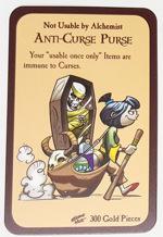 Anti-Curse Purse