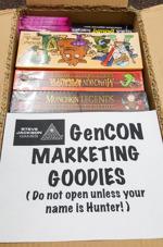Gen Con Prizes