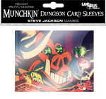Munchkin Dungeons Card Sleeves