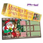 Munchkin Playmat: Spyke's Christmas Wish