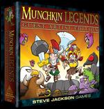 [Munchkin Legends Guest Artist Edition]