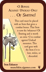 Of Smiting