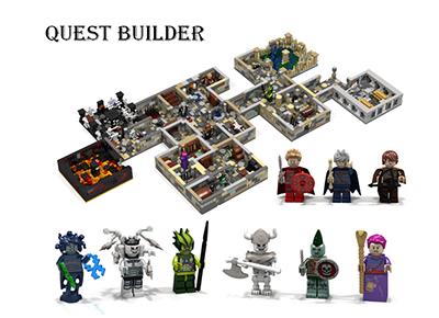 Dungeon Builder