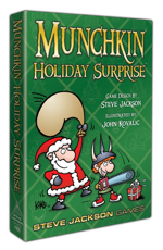 Munchkin Holiday Surprise