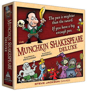 Munchkin Shakespeare