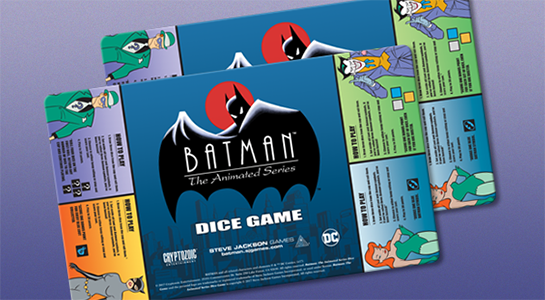 Batman Playmat