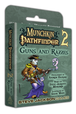 Munchkin Pathfinder – Guns and Razzes