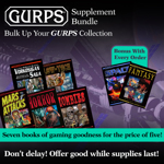 GURPS Supplement Bundle