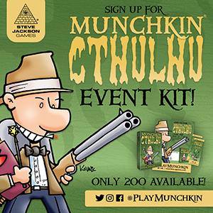 Munchkin Cthulhu Game Day