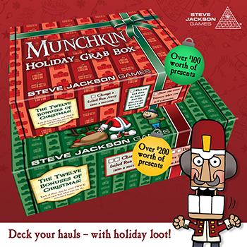 Holiday Grab Box