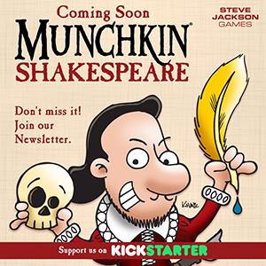 Munchkin Shapespeare