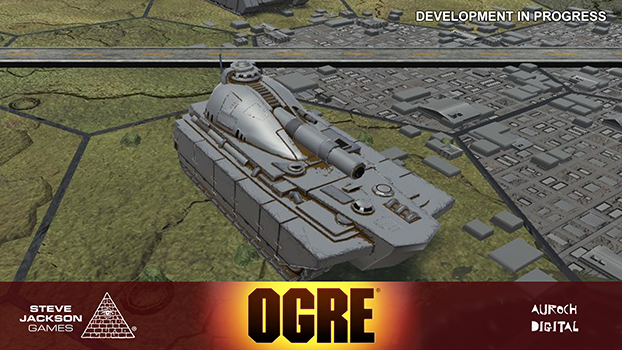 Ogre Video Game