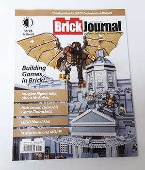 BrickJournal