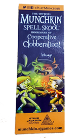 Bookmark of Cooperative Clobberation