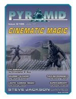 Pyramind #3/105: Cinematic Magic