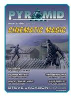 Pyramind #3/105: Cinematic Magic