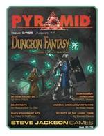 Pyramid #3/106: Dungeon Fantasy Roleplaying Game II