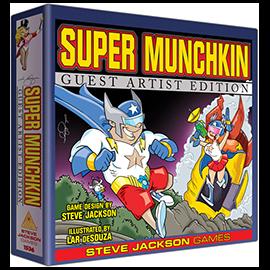 Super Munchkin GAE