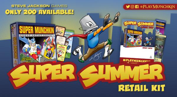 Super Summer Retail Kit