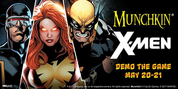 Munchkin: X-Men Event