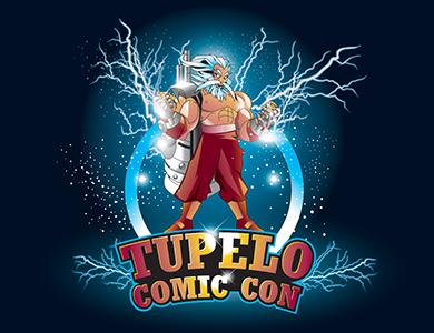 Tupelo Comic Con