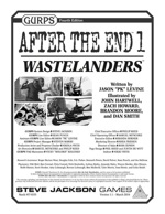 GURPS After the End 1: Wastelanders
