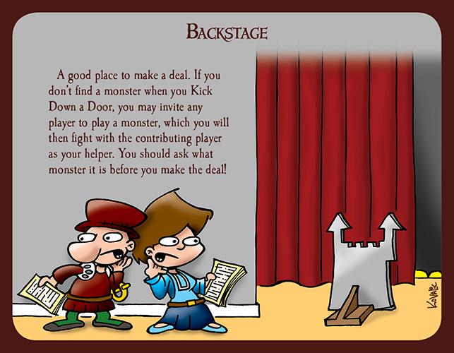 Munchkin Shakespseare Dungeon