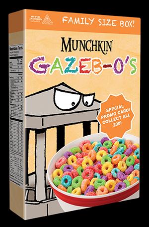 Munchkin Gazeb-O's