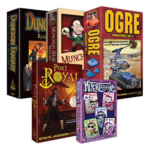 Gen Con New Stuff