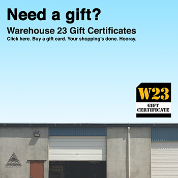 W23 Gift Certificate