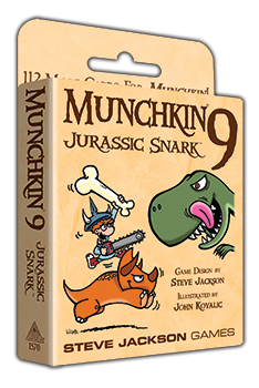 Munchkin 9